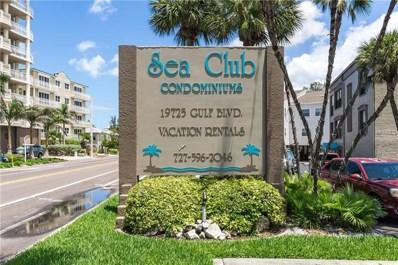 19725 Gulf Boulevard UNIT 22, Indian Shores, FL 33785 - #: U8024826