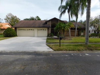 3190 Edgemoor Drive, Palm Harbor, FL 34685 - #: U8024904
