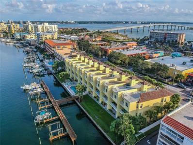 656 Bayway Boulevard UNIT 3, Clearwater Beach, FL 33767 - #: U8025732