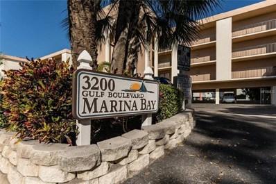 3200 Gulf Boulevard UNIT 206, St Pete Beach, FL 33706 - #: U8026869