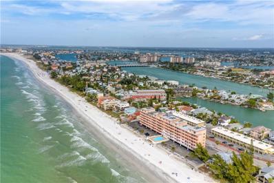 8470 W Gulf Boulevard UNIT 606, Treasure Island, FL 33706 - #: U8029025