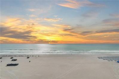5396 Gulf Boulevard UNIT 802, St Pete Beach, FL 33706 - #: U8031944