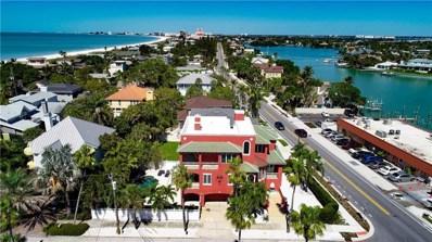 2300 Pass A Grille Way, St Pete Beach, FL 33706 - #: U8037098