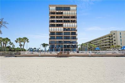 5396 Gulf Boulevard UNIT 107, St Pete Beach, FL 33706 - #: U8041626