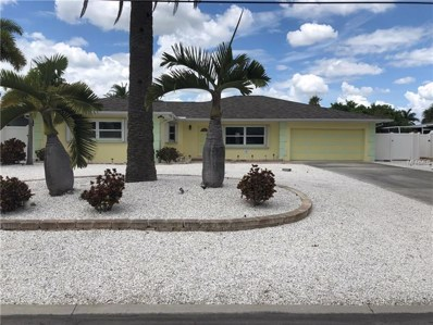 386 Belle Point Drive, St Pete Beach, FL 33706 - #: U8044270
