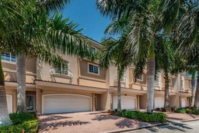 8707 Boca Ciega Drive, St Pete Beach, FL 33706 - #: U8046206