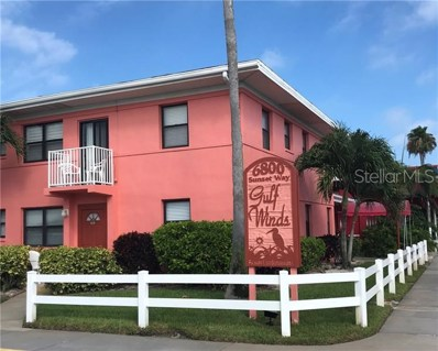 6900 Sunset Way UNIT 604, St Pete Beach, FL 33706 - #: U8047785