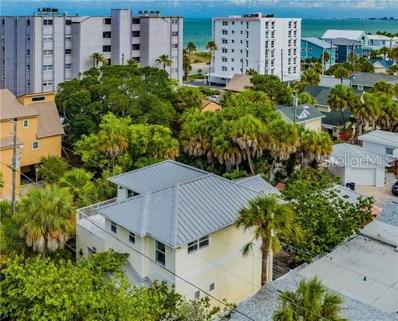 109 4TH Avenue N, St Pete Beach, FL 33706 - #: U8048606