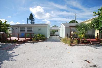 610 72ND Avenue, St Pete Beach, FL 33706 - #: U8048816