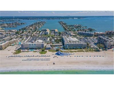 5500 Gulf Boulevard UNIT 5230, St Pete Beach, FL 33706 - #: U8050090