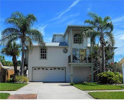 244 43RD Avenue, St Pete Beach, FL 33706 - #: U8050482