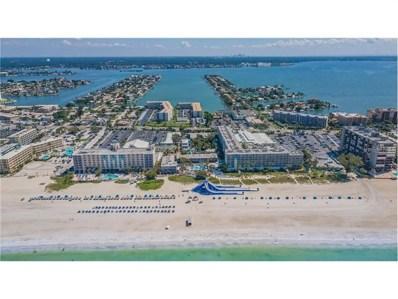 5500 Gulf Boulevard UNIT 7234, St Pete Beach, FL 33706 - #: U8052222