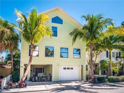 106 4TH Avenue, St Pete Beach, FL 33706 - #: U8054218