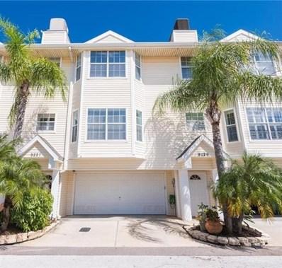 9229 CAPTIVA Circle, St Pete Beach, FL 33706 - #: U8066774