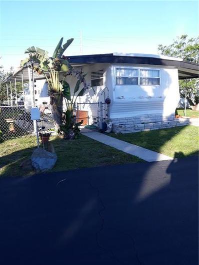 6580 SEMINOLE Boulevard UNIT 514, Seminole, FL 33772 - #: U8070097