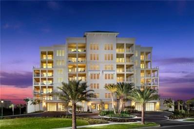 8 PALM Terrace UNIT 705, Belleair, FL 33756 - #: U8072166