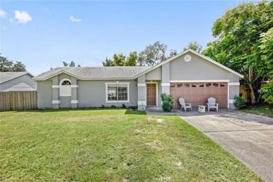2563 Treehaven Drive, Deltona, FL 32738 - #: V4903058