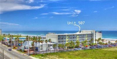 935 S Atlantic Avenue UNIT 507, Daytona Beach, FL 32118 - #: V4903788