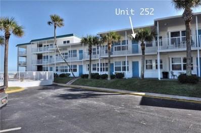 935 S Atlantic Avenue UNIT 252, Daytona Beach, FL 32118 - #: V4903791