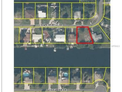 Crape Myrtle Drive, Hernando Beach, FL 24607 - #: W7603681