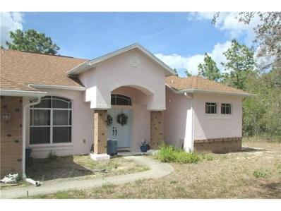 15285 Herschel Road, Brooksville, FL 34614 - #: W7629031