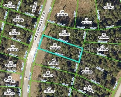 4477 MAJESTIC HILLS Loop, Brooksville, FL 34601 - #: W7639195