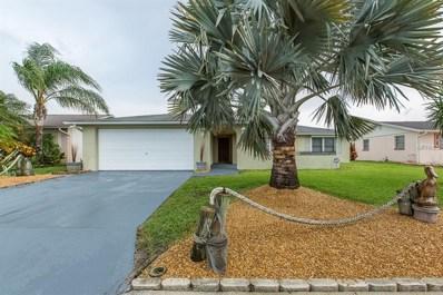 3833 Star Island Drive, Holiday, FL 34691 - #: W7803441
