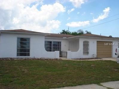 8124 Monarch Drive, Port Richey, FL 34668 - #: W7804929