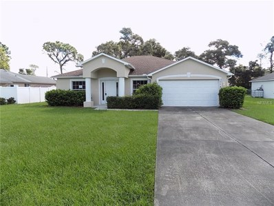 3078 Ambassador Avenue, Spring Hill, FL 34609 - #: W7805349