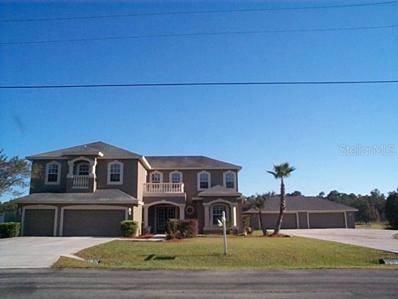 8352 Woodleaf Boulevard, Wesley Chapel, FL 33544 - #: W7806285