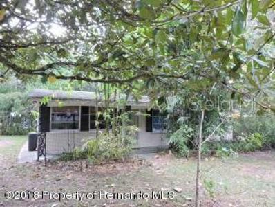 6331 Pine Ridge Drive, Brooksville, FL 34602 - #: W7806423