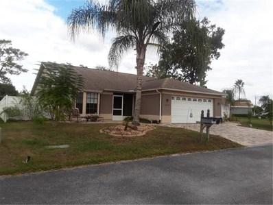 10929 Freemont Drive, New Port Richey, FL 34654 - #: W7807044