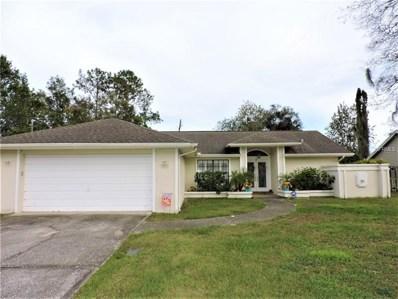 3424 Dow Lane, Spring Hill, FL 34609 - #: W7807342