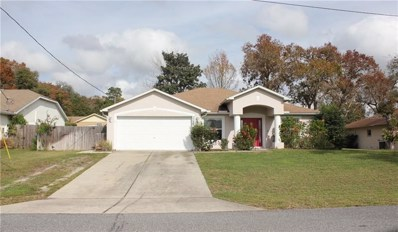 2280 RESTMERE Lane, Spring Hill, FL 34609 - #: W7819181