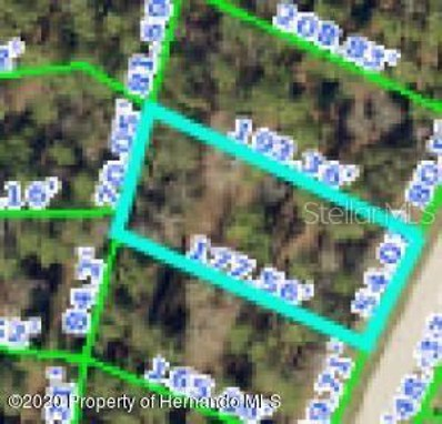 4028 SOUTHERN VALLEY Loop, Brooksville, FL 34601 - #: W7823159