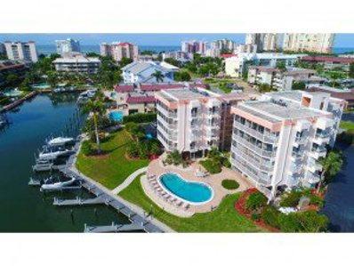 901 Huron Court UNIT 5, Marco Island, FL 34145 - #: 2181694