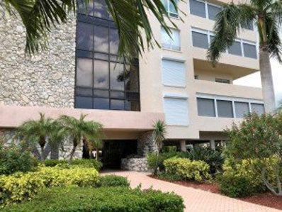921 Seagrape Drive UNIT 406, Marco Island, FL 34145 - #: 2181953