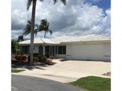 93 Buttercup Court UNIT 6, marco island, FL 34145 - #: 2181990