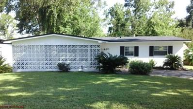 11480 Inez Dr, Jacksonville, FL 32218 - #: 1004127
