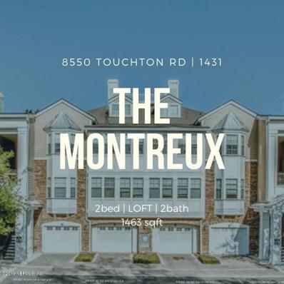 8550 Touchton Rd UNIT 1431, Jacksonville, FL 32216 - #: 1014373