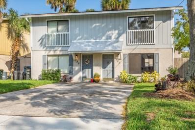 131 Magnolia St, Atlantic Beach, FL 32233 - #: 1017753