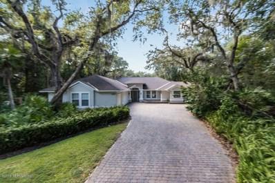 137 Island Hammock Way, St Augustine, FL 32080 - #: 1019128