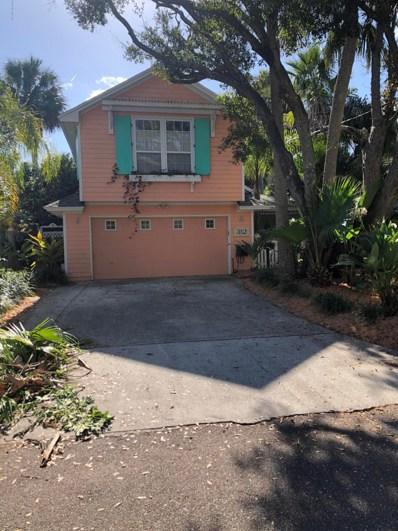 312 9TH St, Atlantic Beach, FL 32233 - #: 1028915