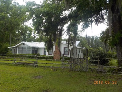 14534 Co Rd 121, Bryceville, FL 32009 - #: 937959