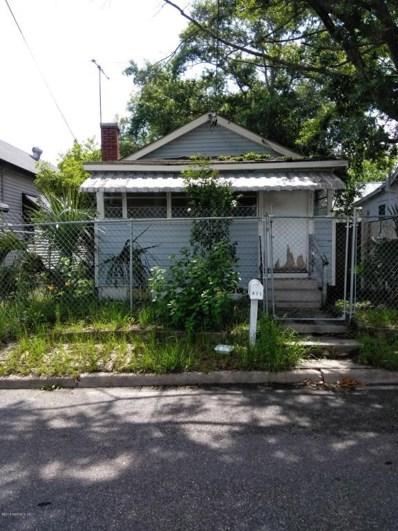 811 Rushing St, Jacksonville, FL 32209 - #: 940749