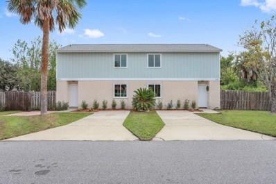 633 & 635 Gonzales Ave, Jacksonville Beach, FL 32250 - #: 966750