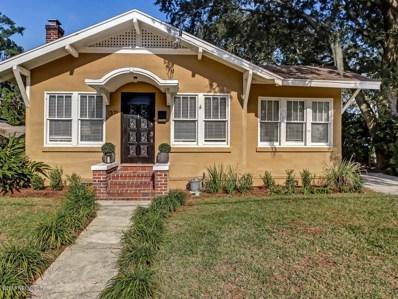 1371 Belvedere Ave, Jacksonville, FL 32205 - #: 968031
