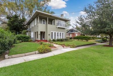 1350 Belvedere Ave, Jacksonville, FL 32205 - #: 968248