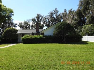 8221 Hall Ln, St Augustine, FL 32092 - #: 983520