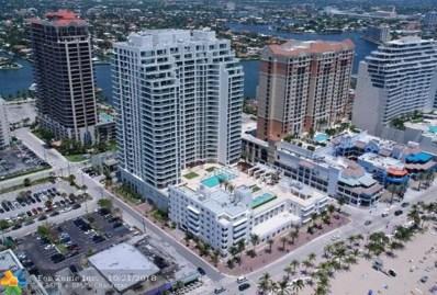 101 S Fort Lauderdale Beach Blvd UNIT 801, Fort Lauderdale, FL 33316 - #: F10038251